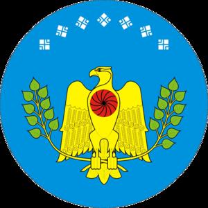Nyurbinsky District - Image: Coat of Arms of Nyurba (Yakutia)