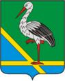 Coat of Arms of Pustoshkinsky rayon (Pskov oblast).png