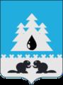 Coat of Arms of Sovetsky (Khanty-Mansyisky AO).png