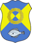Coat of Arms of Zelenogradsk (Kaliningrad oblast).png