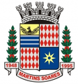 Coat of arms of Martins Soares MG.PNG