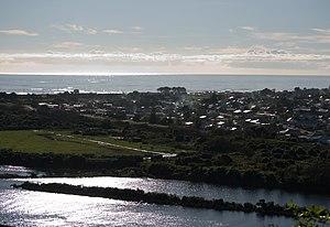 Cobden, New Zealand - Image: Cobden, West Coast, New Zealand