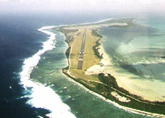 Cocos (Keeling) Islands Airport - RWY33