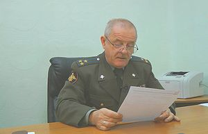 Col. Vladimir Kvachkov declares creation of The National Liberation Front of Russia.jpg