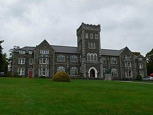 Bala, Gwynedd - Coleg y Bala