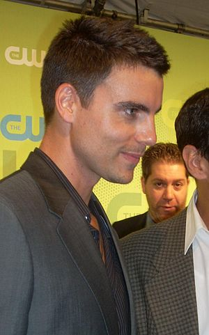 Colin Egglesfield - Egglesfield at The CW Network Upfront in New York City on May 21, 2009