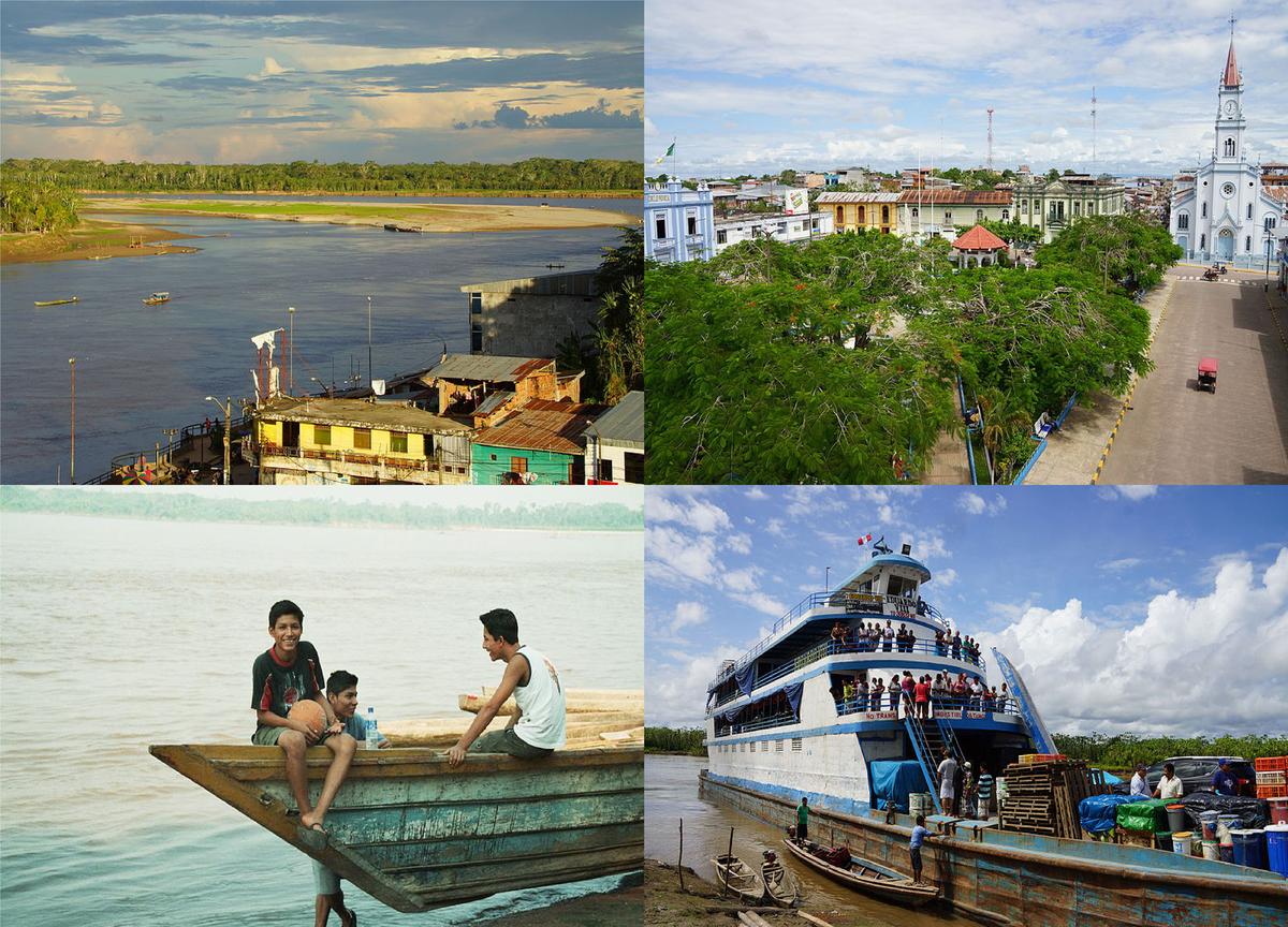 Yurimaguas - Wikipedia, la enciclopedia libre