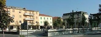 Collecchio - Collecchio Piazza Libertà