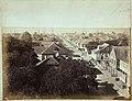 Collectie Nationaal Museum van Wereldculturen TM-60062252 Gezicht op Kings Street vanaf een hoog punt Jamaica A. Duperly & Sons (Fotostudio).jpg