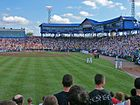 College World Series 2006 - Finals Game 2 opening.jpg
