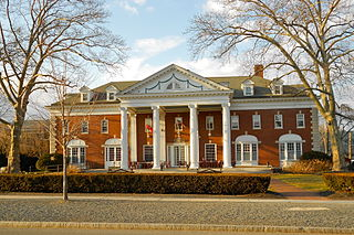 Colonial Club United States historic place