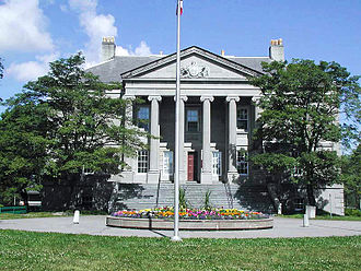 25th General Assembly of Newfoundland - Image: Colonialbuilding