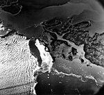 Columbia Glacier, Heather Island, Calving Terminus, August 22, 1979 (GLACIERS 1156).jpg