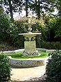 Commemorative fountain Dorchester Borough Gardens - geograph.org.uk - 2058132.jpg
