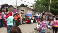 File:Common people line for food in Barquisimeto, Venezuela.webm