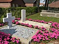 Commonwealth war graves - The Netherlands - Den Bommel general cemetery.jpg