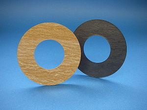 Gasket - Compressed fiber gasket