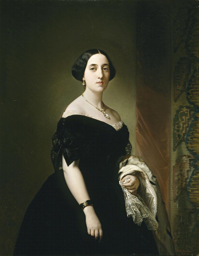 Concepción Remisa de Moret, por Federico de Madrazo.jpg