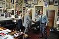 Congressman George Miller meets with Courtney von Savoye and her family (7410205302).jpg