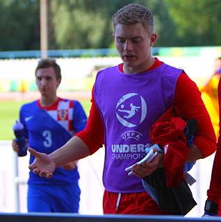 Connor Ripley English footballer