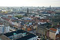 Copenhagen as seen from the Church of Our Saviour (24045436948).jpg