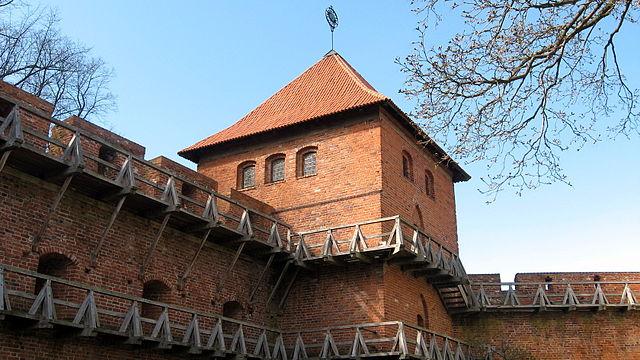 Башня Коперника во Фромборке