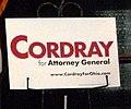 Cordray for AG sign (4362830829).jpg