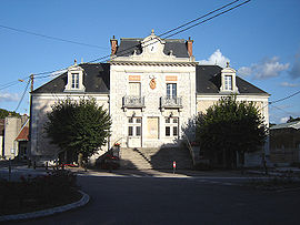 Old Corgoloin town hall