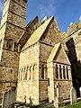 Cormac's Chapel, Rock of Cashel, Caiseal, Éire (32717322518).jpg