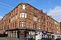 Corner of Northpark Street & Maryhill Road, Glasgow (geograph 3971680).jpg