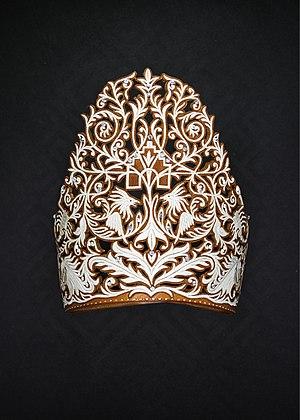 Piteado - Crown made for the queen of the 25th National Fair Piteado (2016) in  Colotlán