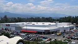 Costco in Tlalpan, Mexico City