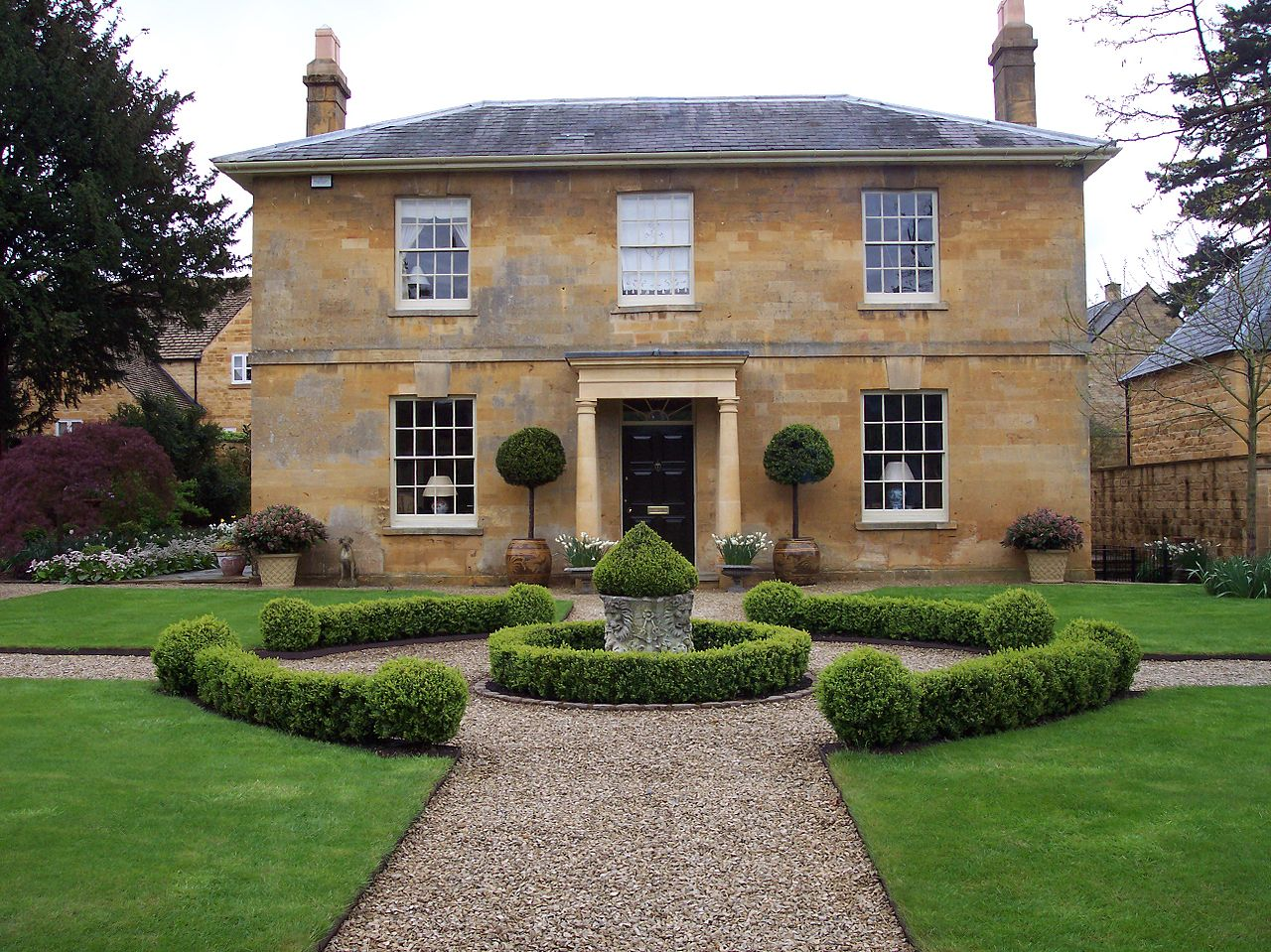 File Cotswolds Stone House In Wikimedia Commons