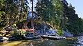 Cottage on Tuusulanjärvi - panoramio.jpg