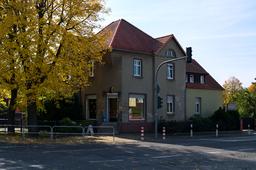 Bahnhofstraße in Cottbus