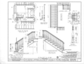 Courtview, 505 North Court Street, University of North Alabama Campus, Florence, Lauderdale County, AL HABS ALA,39-FLO,2- (sheet 15 of 17).png