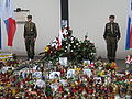 Cracow after Polish Air Force One crash 08.jpg