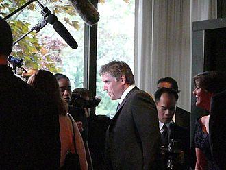 The Late Late Show with Craig Ferguson - Craig Ferguson press conference