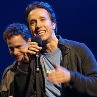 Craig Kielburger in 2008