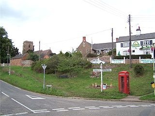Croft, Leicestershire Human settlement in England
