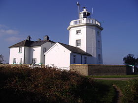 Cromer Lighthouse 23rd Oct 2007.JPG