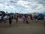 Crowds on the second public day at the 2015 Australian International Airshow 4.jpg