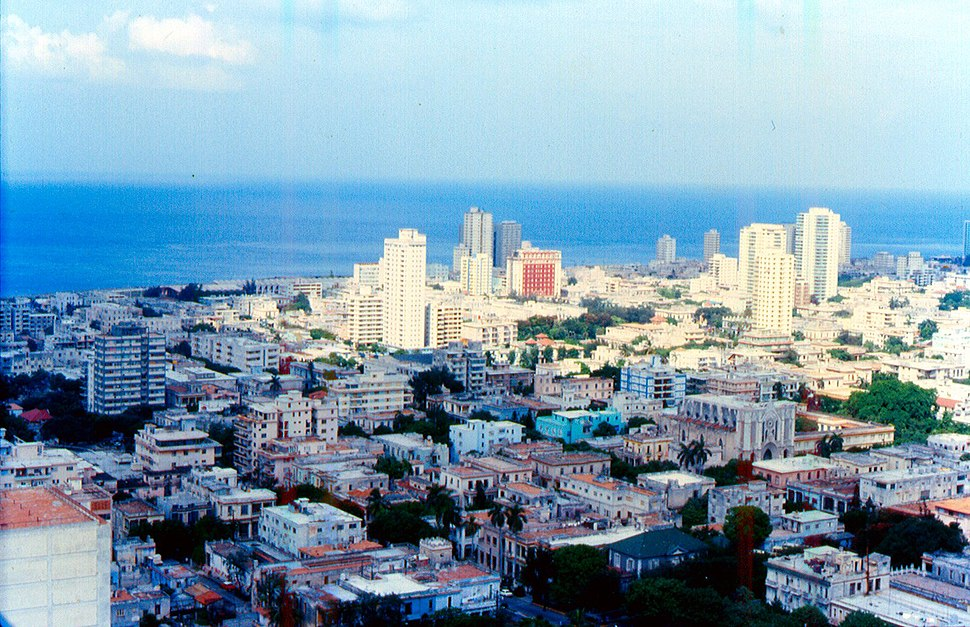 Cuba Panorama de L'Habana