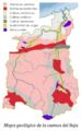 Cuenca del Saja. Mapa geologico.png