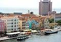 Curaçao - Buildings on Handelskade (3898128361).jpg