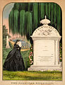 Currier & Ives - The soldier's memorial.jpg