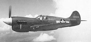 337th Aeronautical Systems Group - Curtiss P-40 Warhawk