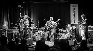 Cutting Edge (band) Norwegian jazz band