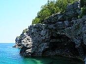 CyprusLake - Bruce Peninsula.jpg