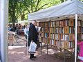 Düsseldorf Königsallee, Bücherbummel Juni 2012 (2).jpg